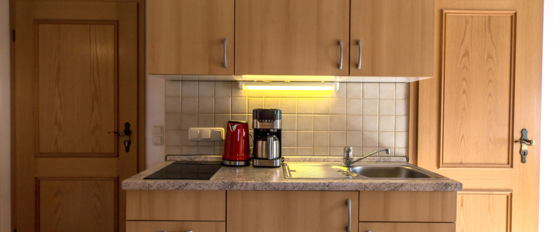 Küche Apartment Hochalm