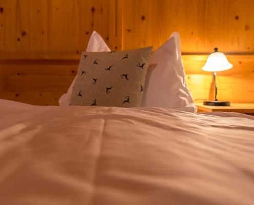 Schlafen Ferienwohnung Seekar